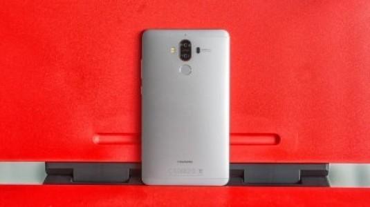Huawei, İlk Dört Ayda 5 Milyon Adet Mate 9 Sattı