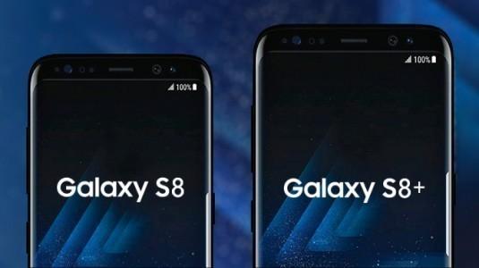 6GB RAM'li Galaxy S8+ Stokları Güney Kore'de Kısa Sürede Bitti