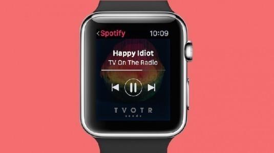 Spotify, Apple Watch'larda yerini alıyor