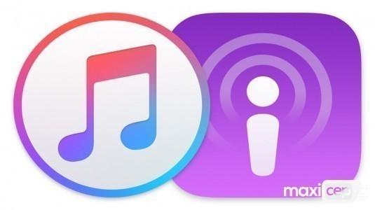 Apple, iTunes Podcast'ların ismini değiştirdi