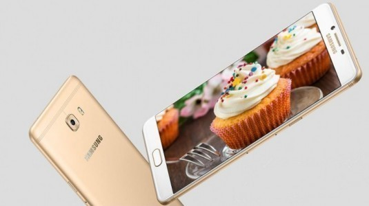 Galaxy C9 Pro'nun, 128 GB'lı modeli Asya pazarına özel geliyor