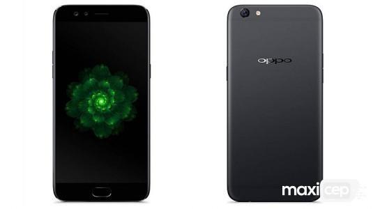 Oppo F3 Plus, mat siyah rengine büründü