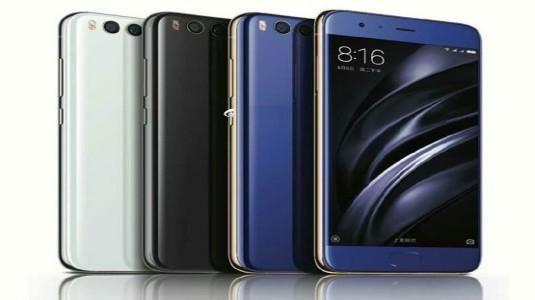 Xiaomi Mi6, Galaxy S8 ve iPhone 7 Plus Özellik Karşılaştırması
