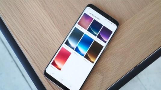 Galaxy S8'in Orjinal Yüksek Çözünürlüklü Duvar Kağıtlarını İster Misiniz?