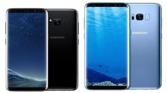 Galaxy S8 kardeşler, Hindistan'da ön siparişe çıkıyor