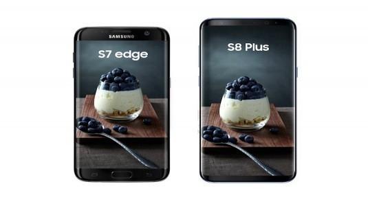 Galaxy S8 Plus ve Galaxy S7 Edge Özellik Karşılaştırması