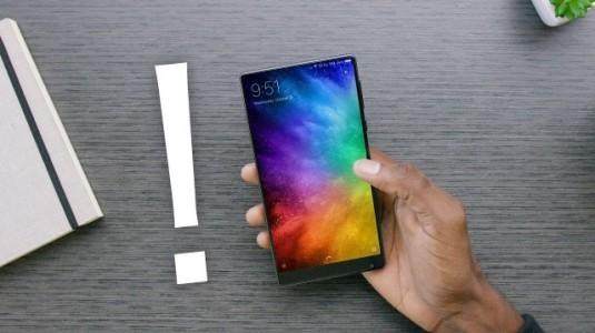 Xiaomi Mi Mix, Rakipleri Tarafından Kopyalandı: DOOGEE Mix