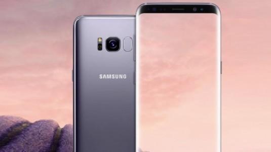 Galaxy S8 ve S8+'da ekran görüntüsü alma