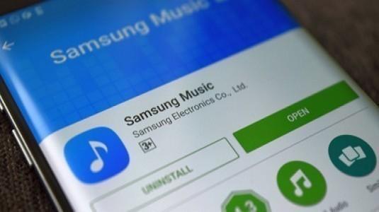 Samsung Müzik Uygulaması Artık Olmayacak