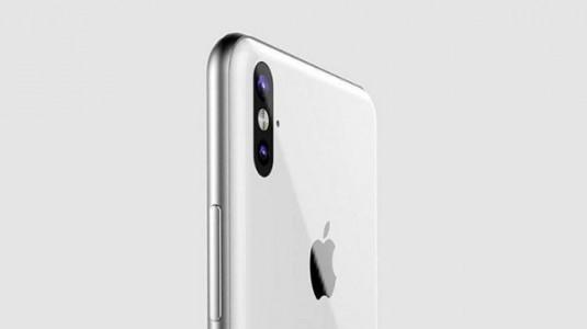 İphone 8'e Ait Yeni Görüntüler İnternete Sızdırıldı