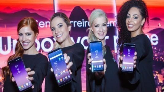 Samsung Galaxy S8 +'ın Galaxy S8'den Daha Popüler Olması Bekleniyor
