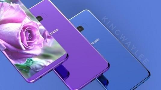 Samsung Brazilya, Galaxy S8 İçin Mor Renkli Şeffaf Kılıfı Listeledi