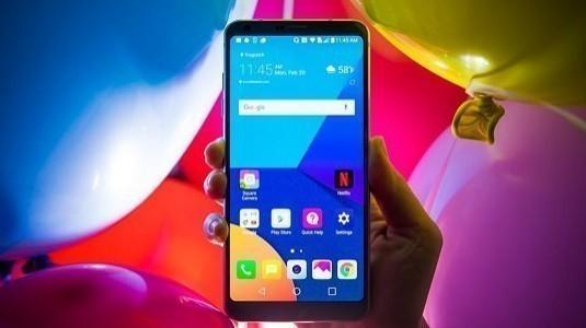 LG G6'da Uygulama Çekmecesini Nasıl Aktif Hale Getiririm?
