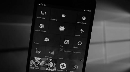 Windows 10 Mobile Creators Güncellemesi Desteklenen Modeller için Yayınlanmaya Başladı