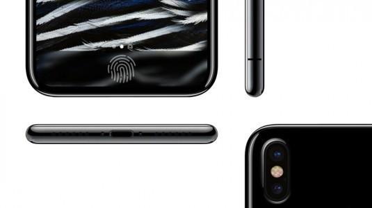 iPhone 8'e ait olduğu öne sürülen bir kılıf tasarımı yayınlandı