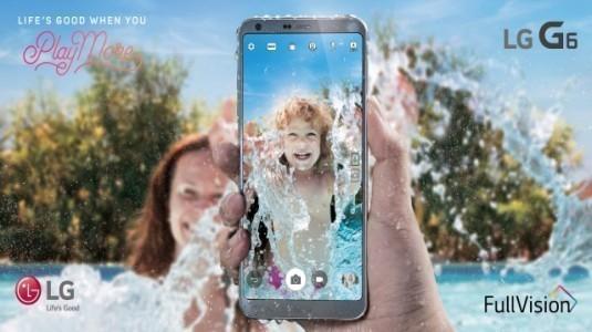 LG G6, 19 Nisan'da 3.699 TL Fiyata Türkiye'de Satışa Çıkıyor