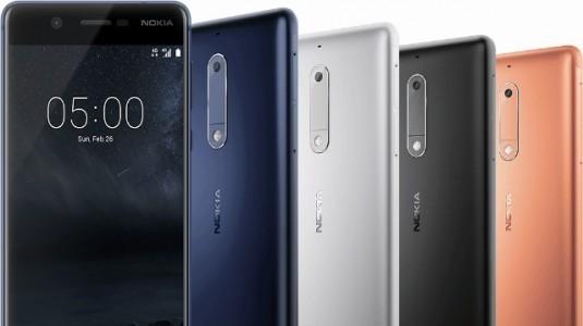 Nokia'nın Üç Yeni Android Akıllı Telefonu ve Yeni Nokia 3310 Mayıs Ayında Gelebilir
