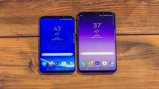Samsung Galaxy S8 İçin Kırmızı Ekran Sorununu Çözen Güncelleme Yayınlandı