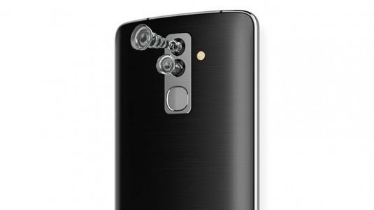 Alcatel, Ön ve Arkada Dual Kameraya Sahip İlk Akıllı Telefonu Sessizce Duyurdu