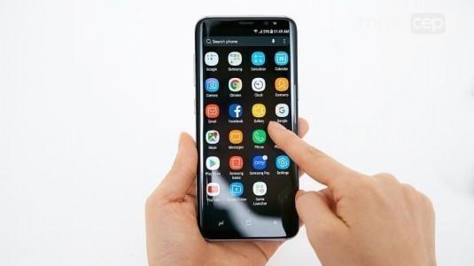Galaxy S8+'ın bataryası rakipleriyle karşılaştırıldı