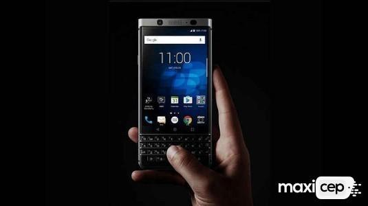 BlackBerry KEYone Avrupa'da satışa çıkıyor
