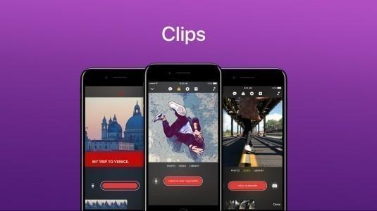 Apple'ın sosyal video düzenleme uygulaması bugün itibariyle indirilecek