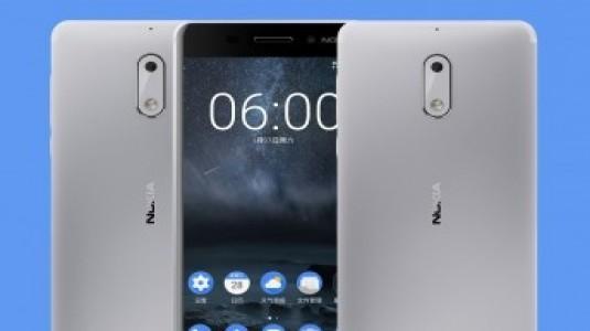 Nokia 6, Beyaz Renk Seçeneği ile 11 Nisan'da Çin'de Stoklarda Olacak