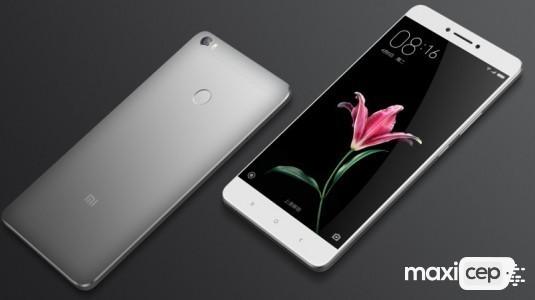 Xiaomi, Mi Max 2'nin teknik özellikleri belli oluyor