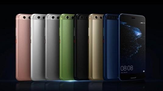 Huawei, P10 ve P10 Plus Modellerinde Farklı Depolama Birimleri Kullandığını Kabul Etti