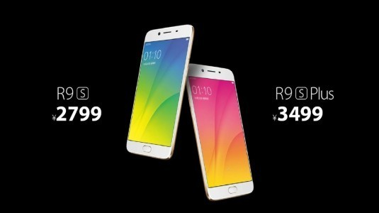 Oppo R9s, ilk Çeyrekte Dünyanın En Çok Satan Android Akıllı Telefonu Oldu