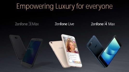 Üç Asus Zenfone 4 Modeli, Mayıs Ayı Sonunda Tanıtılabilir