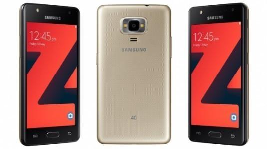 Samsung'tan, Tizen OS'lu akıllı cep telefonu: Z4