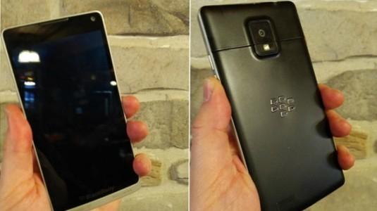 BlackBerry Ontario'ya ait olduğu iddia edilen ilk görsel geldi