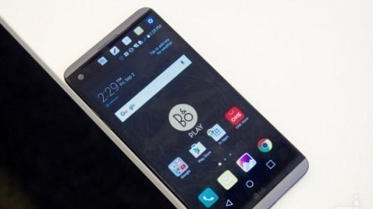 LG'nin İlk OLED Ekran Telefonu LG V30 Eylül 2017'de Tanıtılabilir