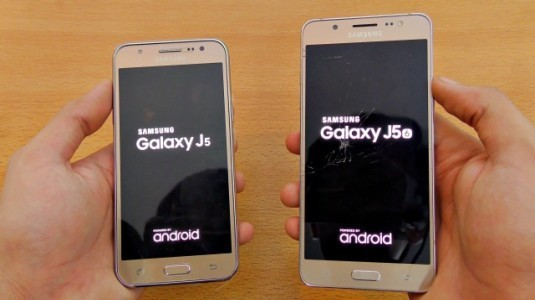 Galaxy J5 2017 Özellikleri ve Basın Görseli İnternete Sızdırıldı