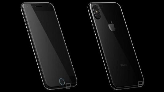 Yeni Sızdırılan Görseller Somut Bir iPhone 8 Cihazını Gözler Önüne Seriyor
