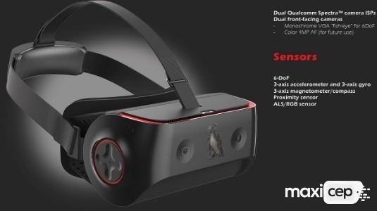 Google ve Qualcomm Bağımsız Daydream VR Kulaklık için İşbiriliği Yapacak