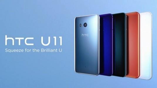 HTC U 11 Modeli Android O Güncellemesinden Sonra İki Büyük Android Sürüm Günellemesi Daha Alacak