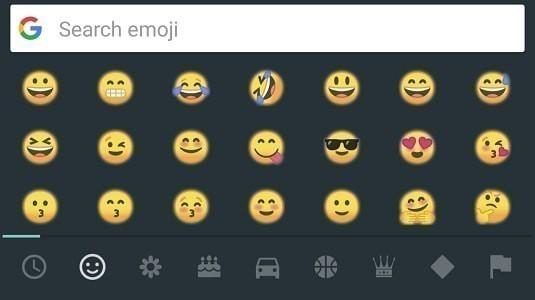 Google Android O Sürümünde Yeni Emoji Paketi Kullanacak