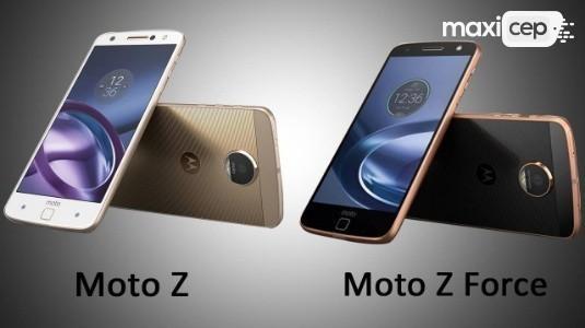 Moto Z2 Force Basın Görseli İnternete Sızdırıldı