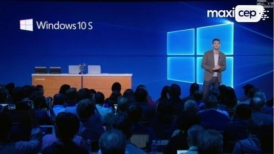Microsoft, Windows 10 S'i Resmi Olarak Duyurdu