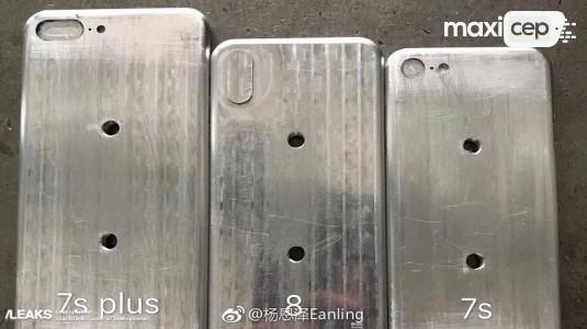 Apple bu sene üç farklı iPhone modeli tanıtabilir
