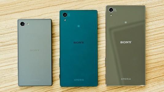Sony Xperia XZ1, XZ1 Compakt ve X1 üzerinde çalışıyor