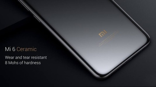 Xiaomi Mi 6 Ceramic fiyatı belli oldu
