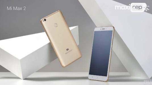 Xiaomi Mi Max 2, Snapdragon 625 Yonga Seti ve 5.300 mAh Batarya ile Resmi Olarak Duyuruldu