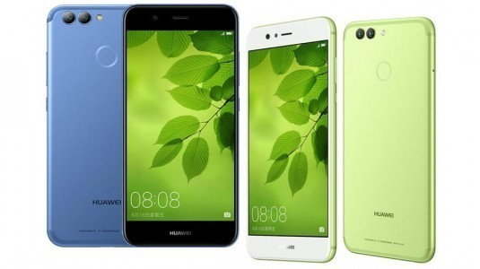 Huawei Nova 2 ile Nova 2 Plus'ı tanıttı