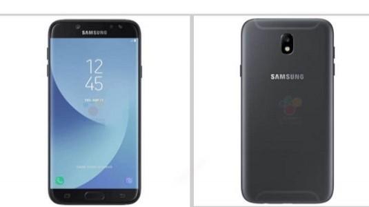 Samsung Galaxy J7 (2017) ve Galaxy J5 (2017) Tasarımı Gözler Önüne Serildi