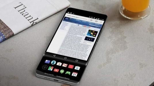LG V30 Modeline Ait Erken Konsept Tasarımı Ortaya Çıktı