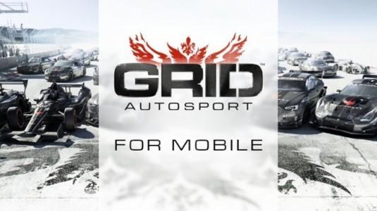 Codemasters'ın Popüler Oyunu Grid Autosport, IOS ve Android için Geliyor