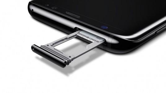 Samsung Galaxy S8 Duos, Çin pazarı için duyuruldu